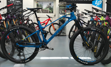 Mondraker Foxy Carbon R 2018 ex display
