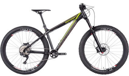 Nukeproof Scout 275 Comp 2017