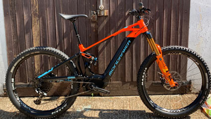 Mondraker Crafty RR + E-Bike ex demo 2019
