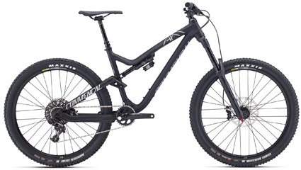 Commencal Meta AM V4.2 Race Black 2017