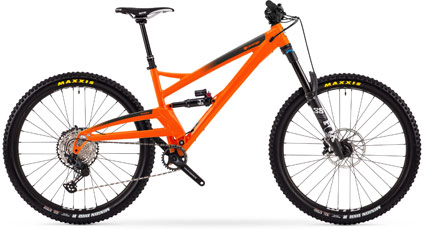 Orange Stage 6 Pro 2021