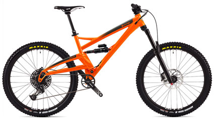 Orange Alpine 6 S 2020