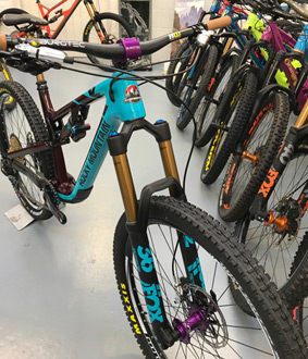 Rocky Mountain Bikes now in stock