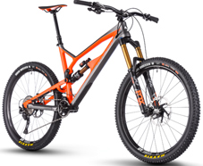 Nukeproof Mega 275 Carbon Factory 2018