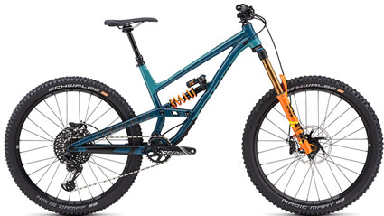 Commencal Clash Signature 2019