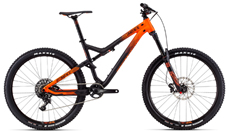 Commencal Meta AM V4 Ride Orange 2016