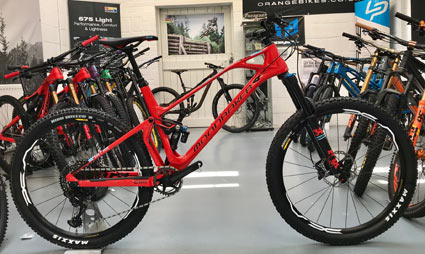 Mondraker Foxy Carbon RR ex display