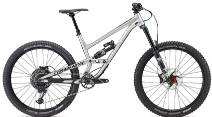 Commencal Clash Essential Fox Brushed