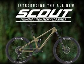 Transition Launch the new Scout Carbon
