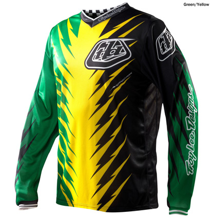 Troy Lee Designs Gp Jersey - Shocker 2012