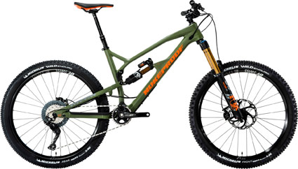Nukeproof Mega 275 Carbon Factory 2019