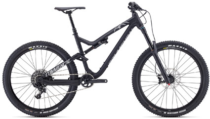 Commencal Meta AM V4.2 Essential Black 2017