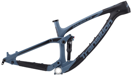 Transition Smuggler Carbon frame 2018