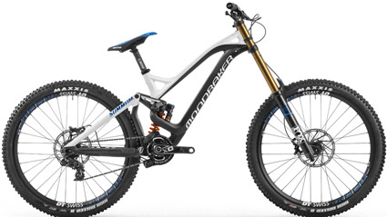 Mondraker Summum Carbon Pro Team 2016