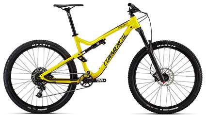 Commencal Meta Trail V4.2 Origin Yellow 2017