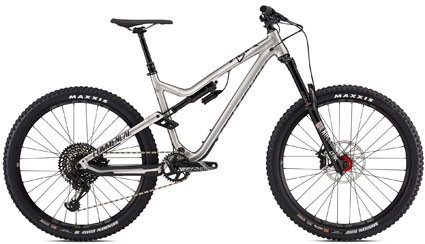 Commencal Meta AM V4.2 Race Brushed 2018