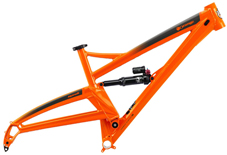 Orange Alpine 6 frame 2019