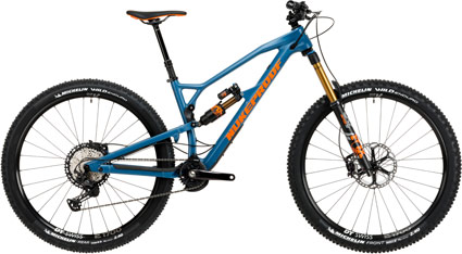 Nukeproof Mega 290 Carbon Factory 2020