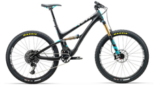 Yeti Cycles SB5 XO1 Eagle T-series Build 2018