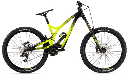 Commencal Supreme DH V4 Origin Rockshox 2016