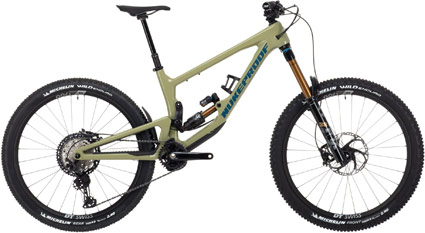 Nukeproof Giga 275 Factory