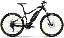 "Haibike SDuro Hardseven 1.0 27.5"" 2018 - Electric Mountain Bike"