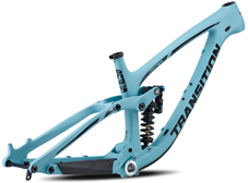 Transition Patrol Carbon frame 2020