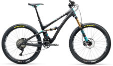 Yeti Cycles SB5 XO1 Eagle T-series Build 2017