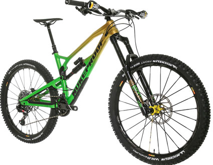 Nukeproof Mega 275 Carbon Works Sam Hill Replica