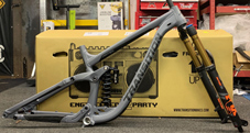 Transition Patrol Alloy frame and fork 2020