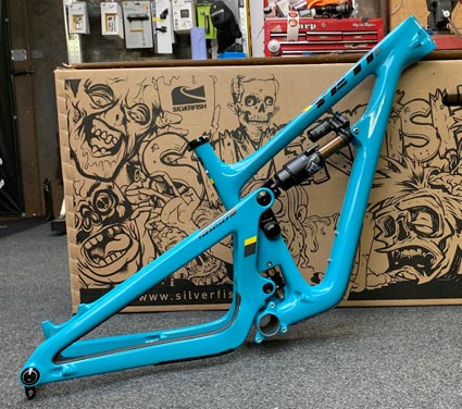 Yeti SB150 T Series frame - ex display