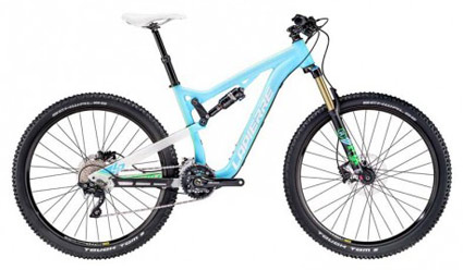 Lapierre Zesty XM 327 Women 2016