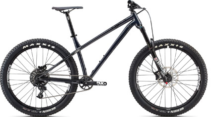 Commencal Meta HT AM Essential Shiny Gun Metal 2018