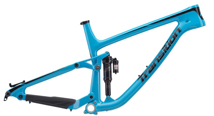 Transition Patrol Carbon frame 2017 ex display