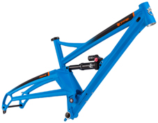 Orange Alpine 6 frame 2021