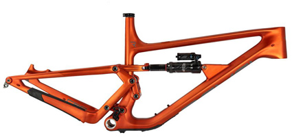 Revel Rail frame